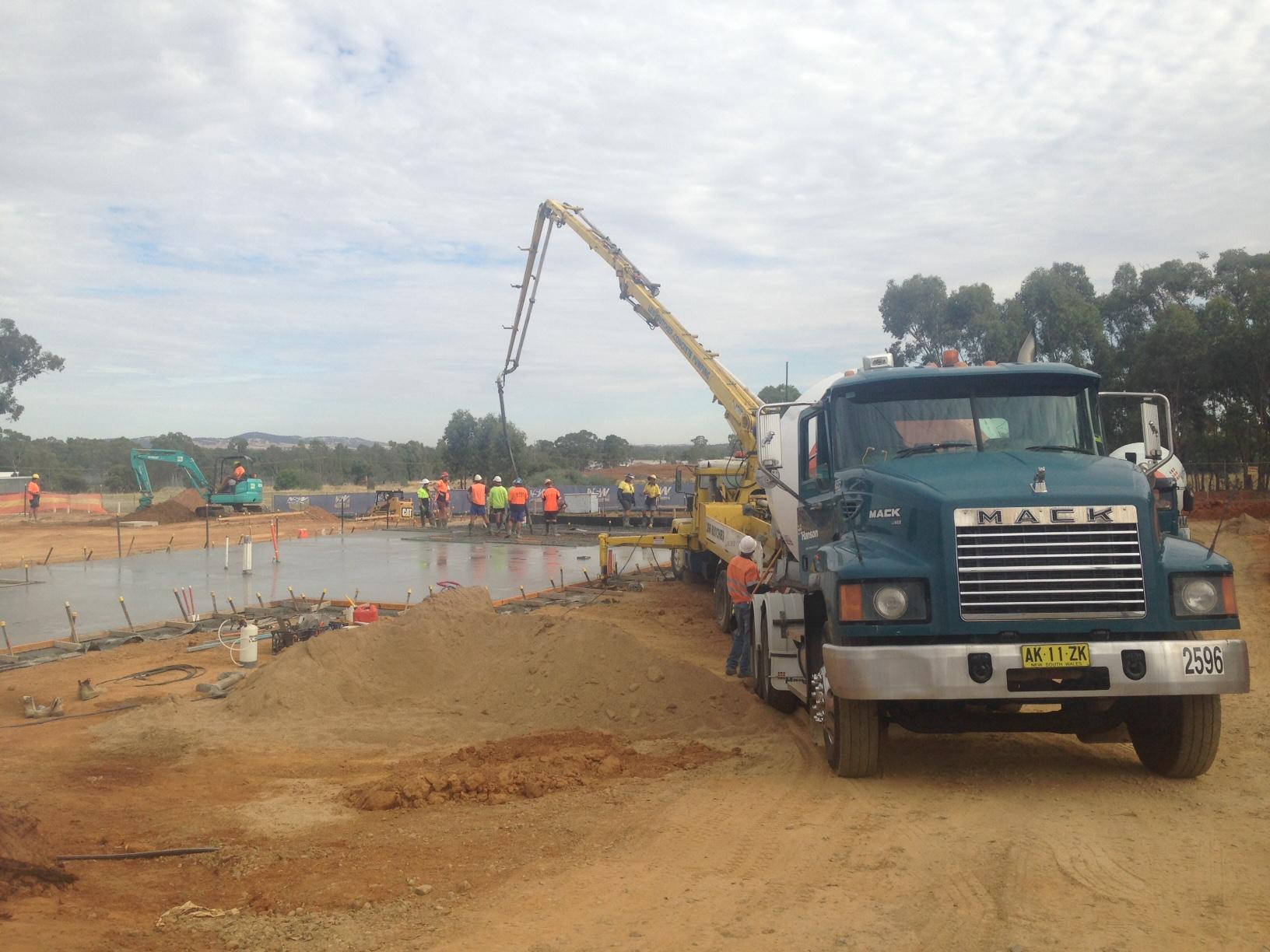 Work begins on Wagga Wagga's new Ambulance Station