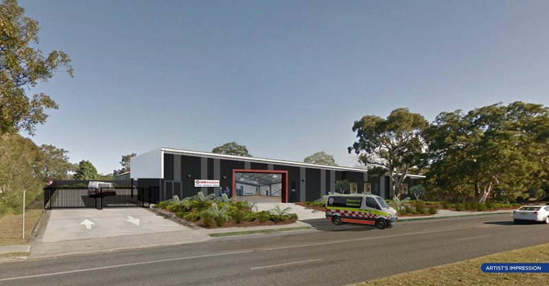 Site announced for new Forster RAIR Ambulance Station