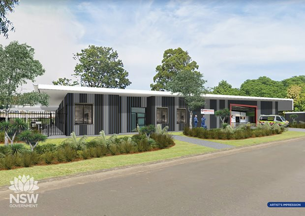 New Ambulance Station announced for Medowie