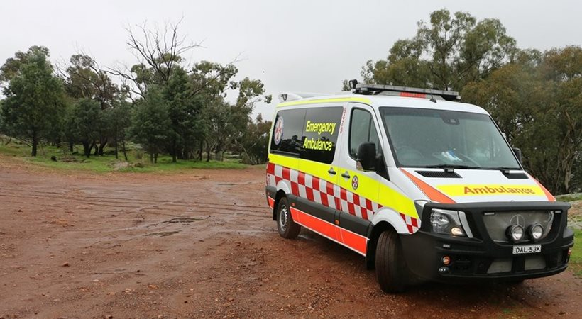 New Purpose Built NSW Ambulance Station for Grenfell